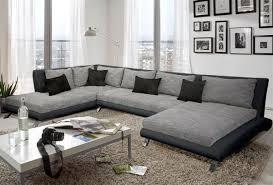 canape angle but gris canap panoramique canape panoramique tissu d angle design en
