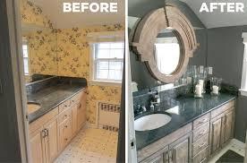 bathroom remodel a mere life