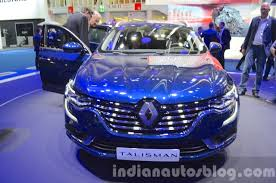 renault talisman estate 2016 renault talisman estate front at the iaa 2015 indian autos blog