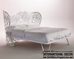 White Metal Headboard by Modern Italian Wrought Iron Beds And Headboards 2015 White