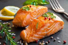 cuisiner à l huile d olive recette de saumon confit à l huile d olive et aux agrumes salade