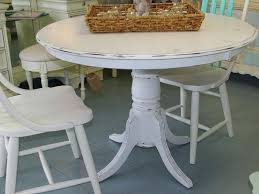 Antique White Chairs Distressed Antique White Dining Table With Bench Wood And Chairs