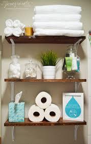 bathroom storage ideas over toilet 17 brilliant over the toilet storage ideas