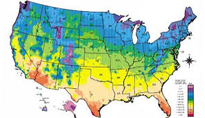 Garden Growing Zones - how to use plant heat zones hobby farms