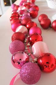 pink christmas decorations best 25 pink christmas decorations