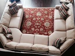 Upholstered Sectional Sofas Sectional Sofa Design Adorable Large U Shaped Sectional Sofa U
