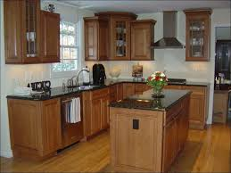 Discount Wood Kitchen Cabinets by Kitchen Cherry Oak Cabinets Replacement Cabinet Doors White Dark
