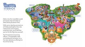 disney parks map parks and attractions disneyland