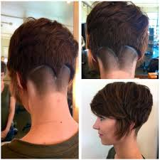 spiked hair with long bangs 32 cool short hairstyles for summer pretty designs