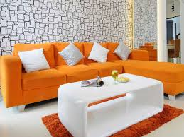 designing home pack house with attractive living room paint