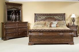 furniture arbor place sleigh bedroom set