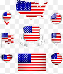 american flag map png and vector for free download