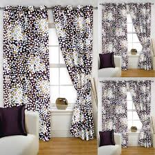 Home Design Story Pc by Story Home 6 Pc Eyelet Polyester Window Curtains Curtains For