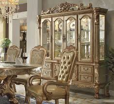 Formal Dining Room Sets With China Cabinet by Discount Bookcases For Sale Victorian Style Sofa Fabrics