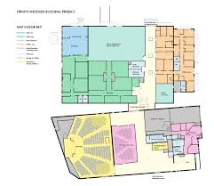 What Is The Floor Plan Westside Building Project Trinity