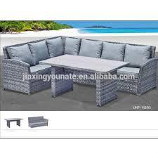 Rattan Garden Furniture Sofa Set Poly Rattan Garden Furniture Corner Sofa Set Wide Flat Rattan With