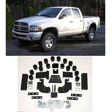 05 dodge durango lift kit pa 2003 2005 dodge ram 1500 3 lift kit 60123