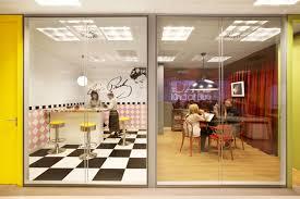 Aecom Interior Design Sony Music Hq By Aecom Madrid Strategy Madrid Spain Office