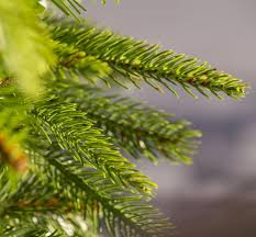 6ft weeping spruce slim feel real artificial tree