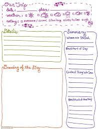 summer holiday planner template best 25 summer journal ideas on pinterest bullet journal ideas