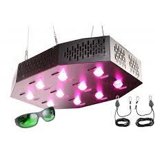 1000w Grow Light Kit Cirrus 1k 1000w True Power Draw Led Grow Light W Hangers