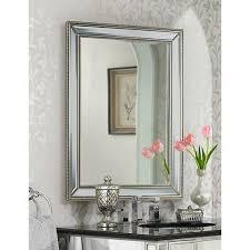Uttermost Mirror Uttermost Palais Beaded 30
