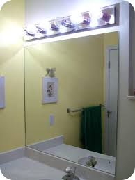 bathroom cabinets cheap mirrors fancy mirror large frameless wall