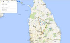 Map Of Sri Lanka A Visit To The Ruins Of Sri Lanka U0027s Ancient Polonnaruwa U2013 Part 1