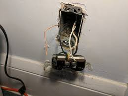 receptacle ground new wiring going into old two wire outlet