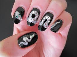 snake nail art youtube