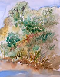 sketches u2013 watercolors by lynn holbein