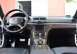 2007 mercedes benz e63 amg up for grabs