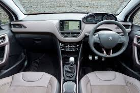 peugeot 2008 interior 2015 peugeot 2008 by car magazine