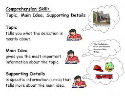toefl practice reading test for main idea worksheets multiple cho