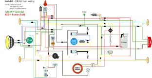 honda cb 350 wiring diagram wiring diagrams