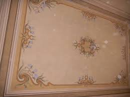 soffitti dipinti arte sui muri restauro facciate finale ligure varazze arenzano
