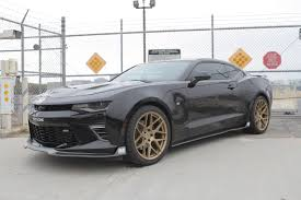 camaro kits chevy camaro 2016 2017 ss kit 5 pieces painted black