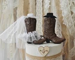 western wedding cake topper horse shoe rustic wedding wedding