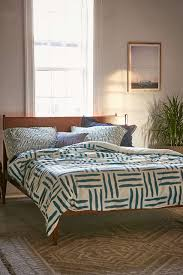 Guitar Duvet Cover Spring Bedding Ideas Abstract And Geometric Motifs