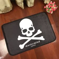 Skull Bathroom Accessories by Online Get Cheap Skull Bath Mat Aliexpress Com Alibaba Group