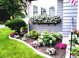 Backyard Flower Bed Ideas Small Flower Garden Stylish Small Backyard Flower Garden Ideas