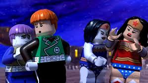 lego movie justice league vs meet the other justice league in lego dc super heroes trailer