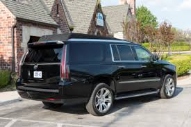 cadillac escalade 2017 ceo suv mobile office for sale 2017 cadillac escalade in