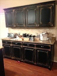 Black Galley Kitchen - black kitchen cabinets ideas u2013 colorviewfinder co