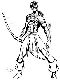 coloring pages avengers hawkeye coloring pages hit mon lee colouring pages hawkeye