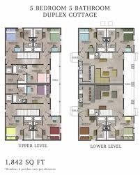 apartments 5 bedroom floor plan one floor house plans bedroom