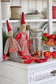 kitchen christmas ideas 65 best maalaisromanttinen joulu images on pinterest white