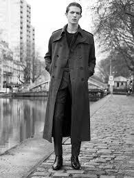 tenue de ville homme tendance militaire mode automne hiver 2015