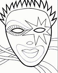 mardi gras coloring pages free printable coloring home