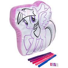 pony colour cushion rainbow bluewater 6 00
